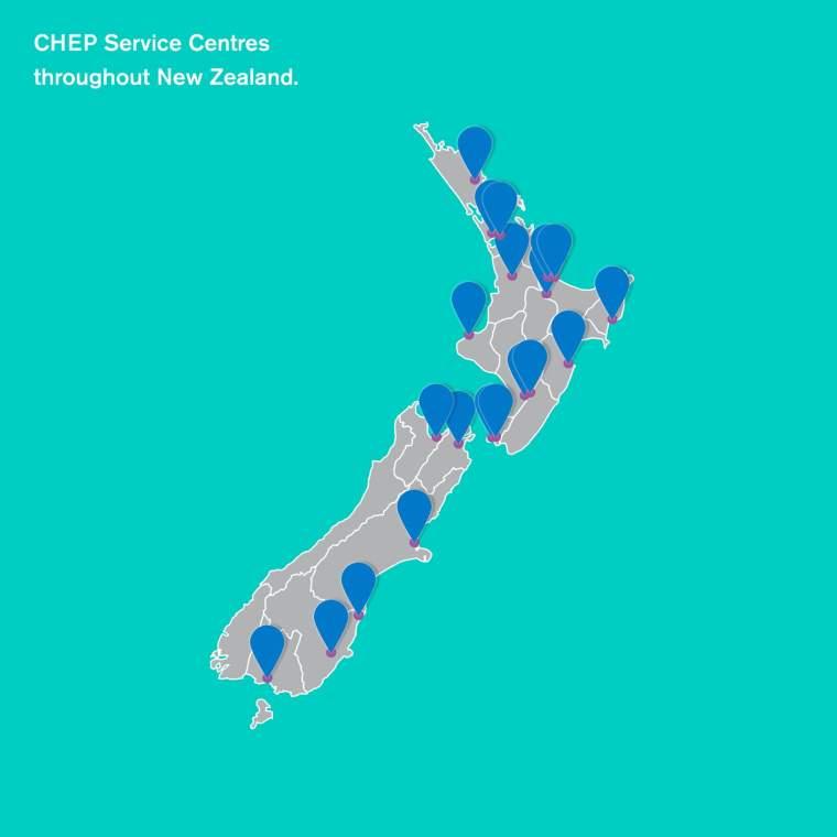 The CHEP New Zealand Network