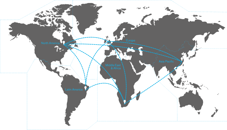 نطاق عالمي
