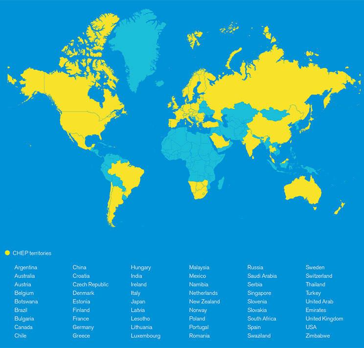 Global dekning