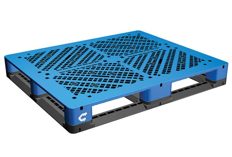 P1210C Plastic Pallet 1000 x 1200mm