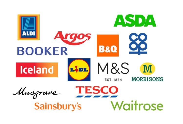 UKI Retailers