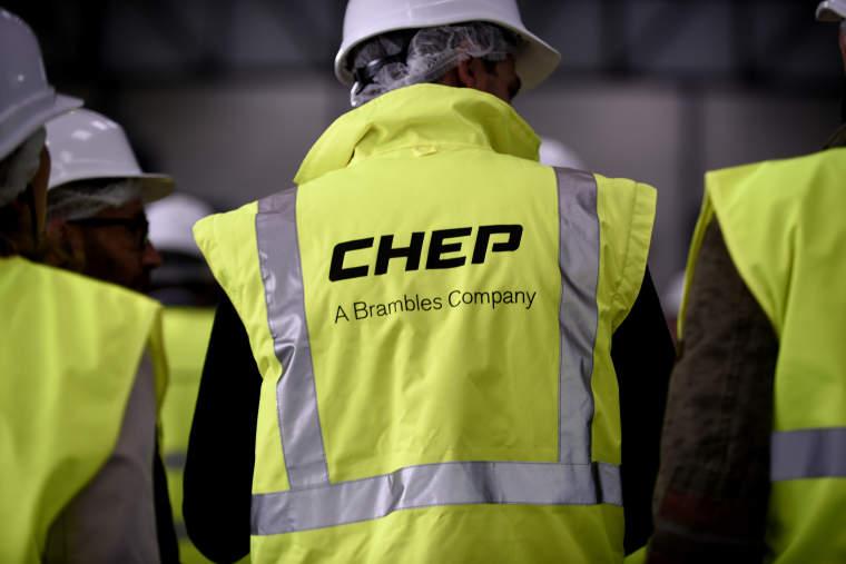 La sécurité, un facteur important chez CHEP