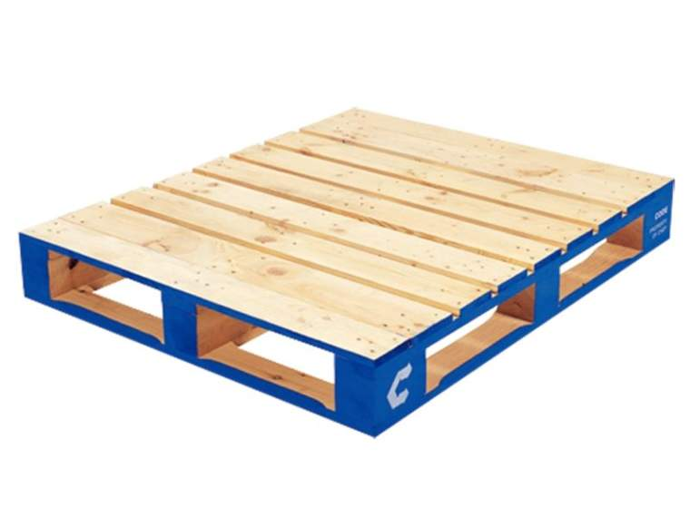 CHEP UK Pallet Wood 1200x1000mm
