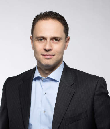 Boris Lohmüller Commercial Director