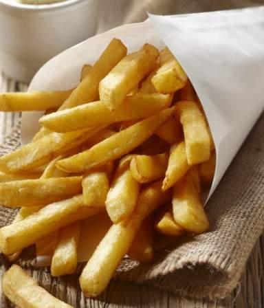 french fries Aviko