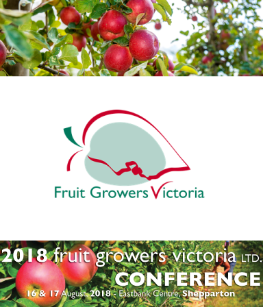 Fruit Growers Victoria Conference 2018