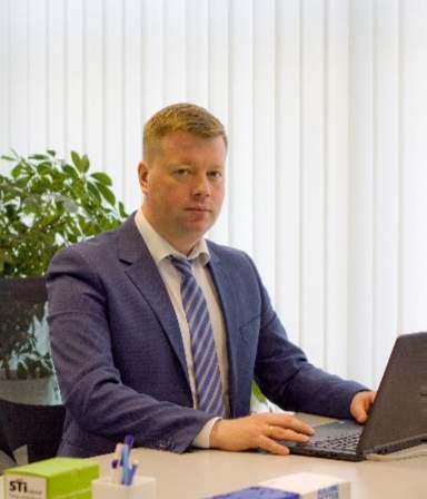 Максим Егоров, Категорийный менеджер