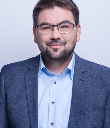 Picture of commercial manager CZ