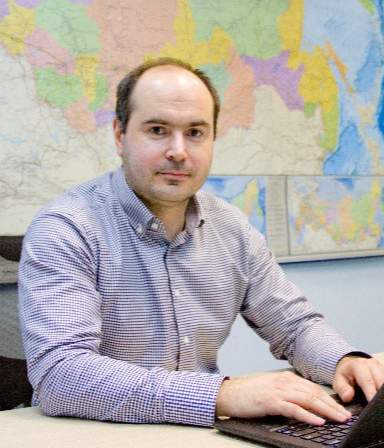 Timofey Ivanov, Head of Asset Management and Protection Department