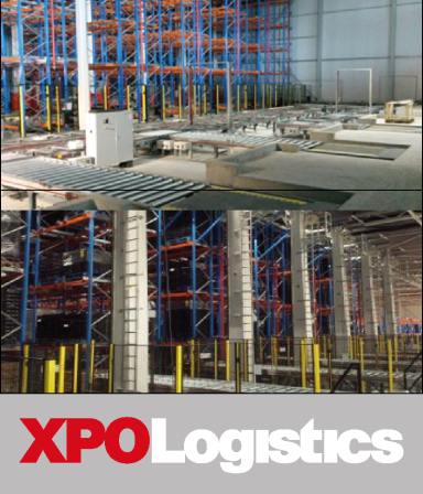 Warehouse van XPO Logistics