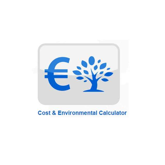 Cost & Environmental Calculator