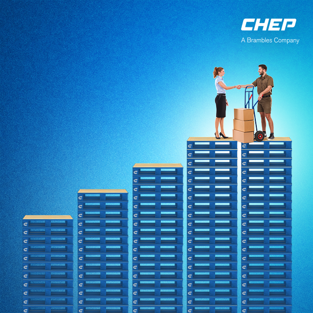 Why is the CHEP® Pallet design better?