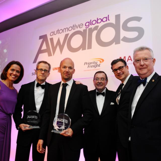 Awards ceremony Global Automotive Innovation Award
