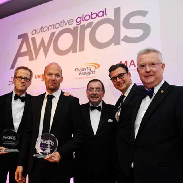 Global Automotive Innovation Award Preisverleihung