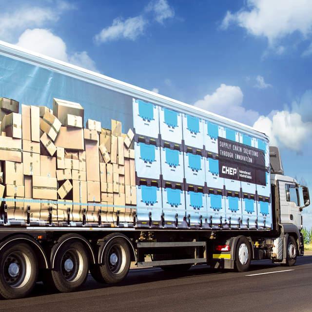 CHEP Truck