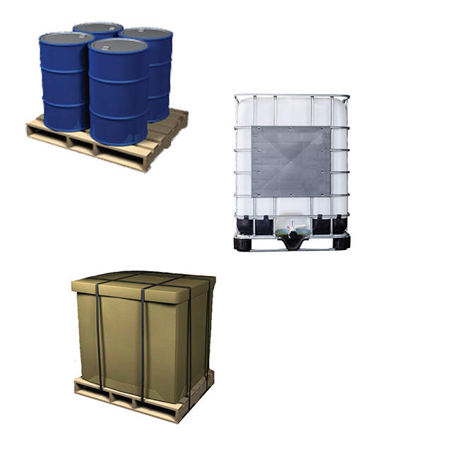 Other container types including IBC tote