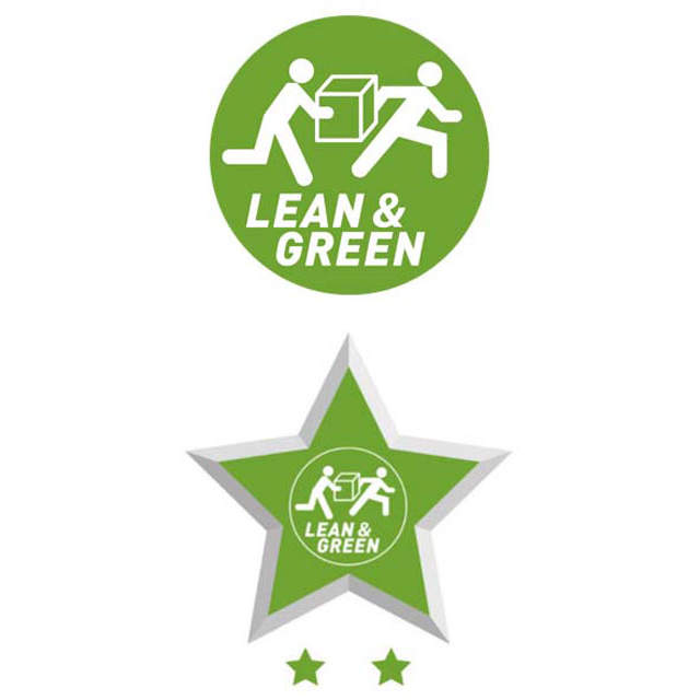 Lean and Green 2nd Star