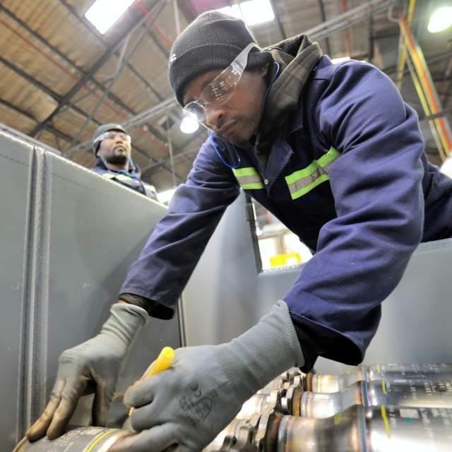 More than 60 automotive service centres