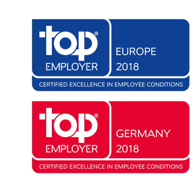 CHEP ist top employer