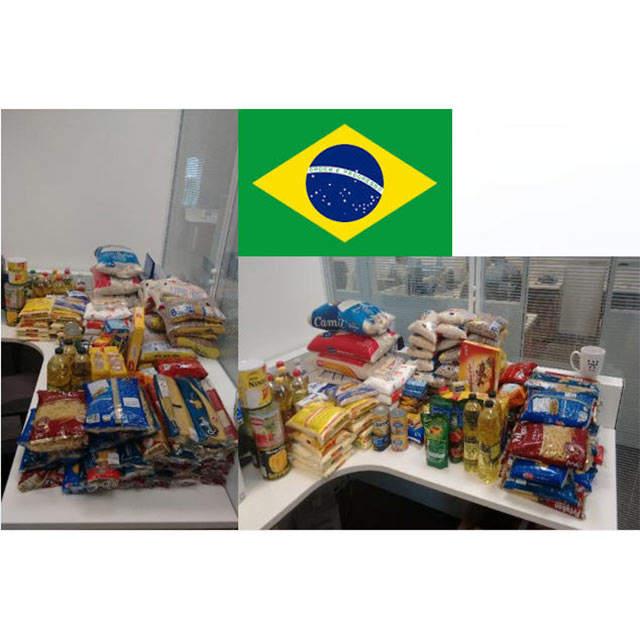 Banco de Alimentos Brazil
