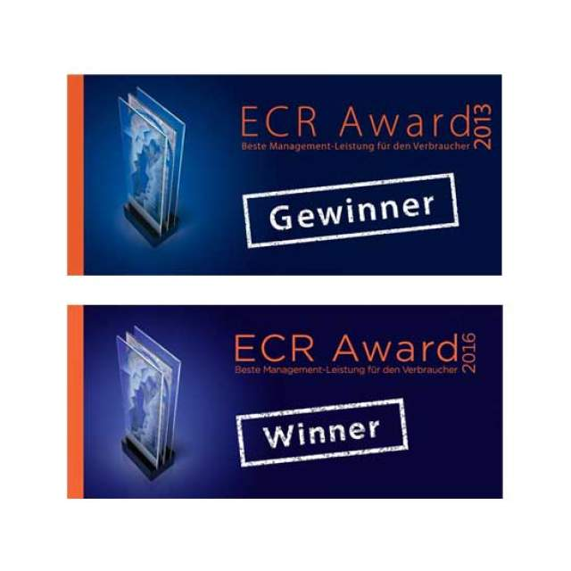 ECR Award in the business cooperation category