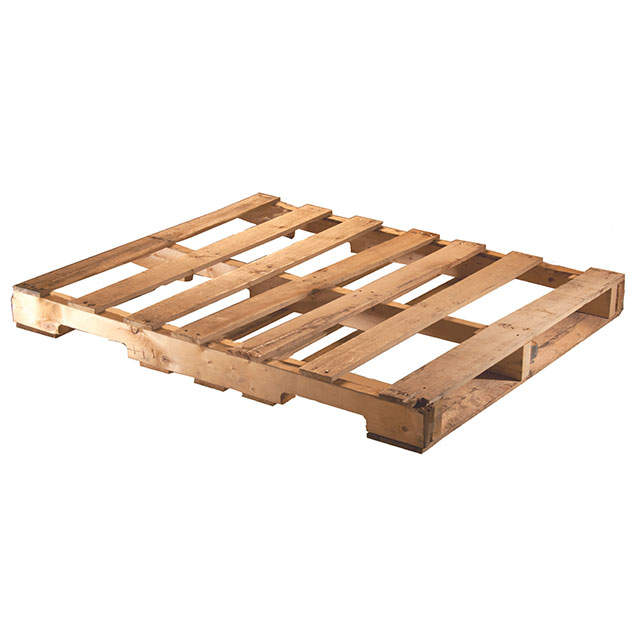 Image of Recycled GMA Stringer Pallet (B Grade)