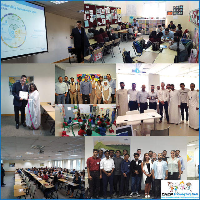 CHEP MENA Developing Young Minds