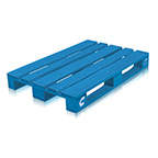Wooden Euro Pallet 1200x800mm 5 board topdeck