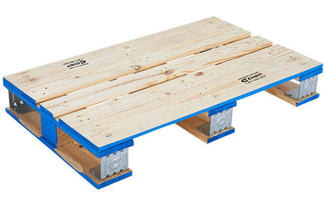 Pooled Half Pallets