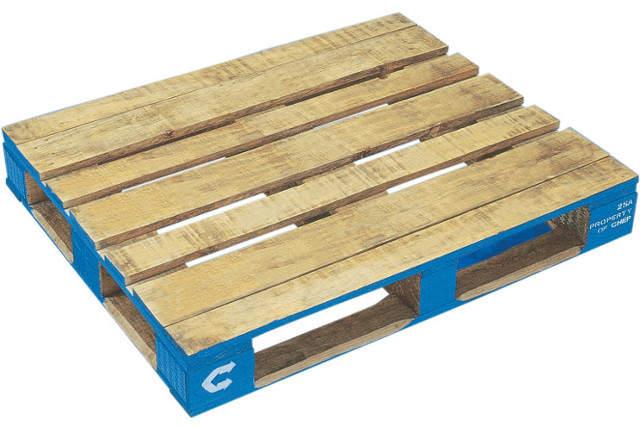 Block Pallet 1000 x 1200