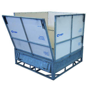 Pallecon CB7 Dry - Food Cubic Container | CHEP